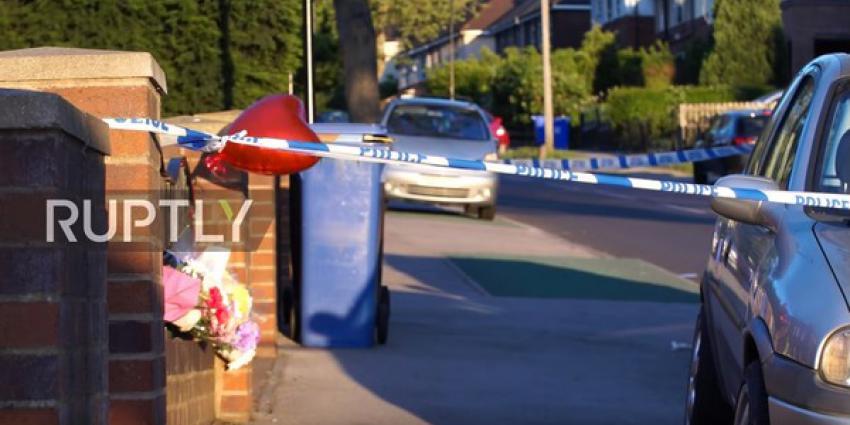 tieners dood, vier kinderen gewond, man, vrouw, gearresteerd