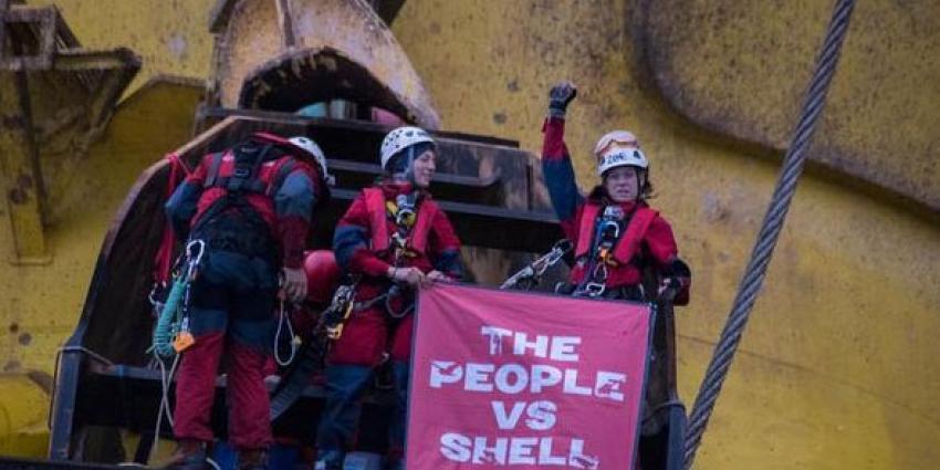 Shell stopt met omstreden gas en olieboring op Alaska