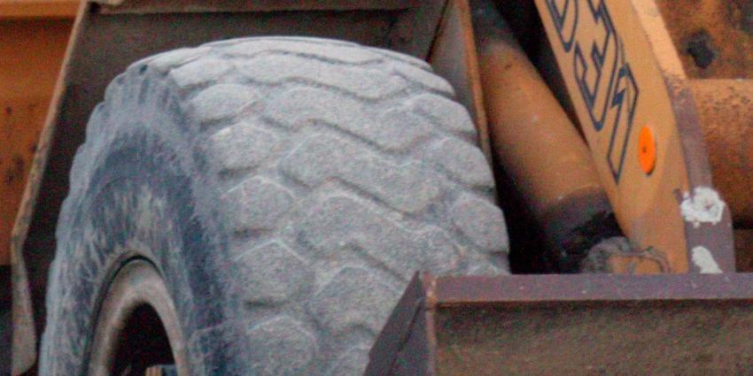 Drugsafval gedumpt vanuit rijdend voertuig