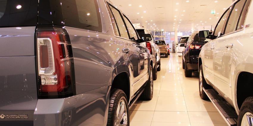 Omzetstijging autosector in tweede kwartaal