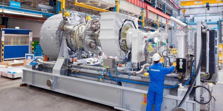 Actievoerende Siemensmedewerkers naar Den Haag om steun na sluiting