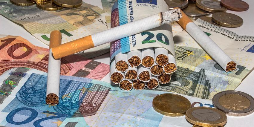 sigaretten - geld