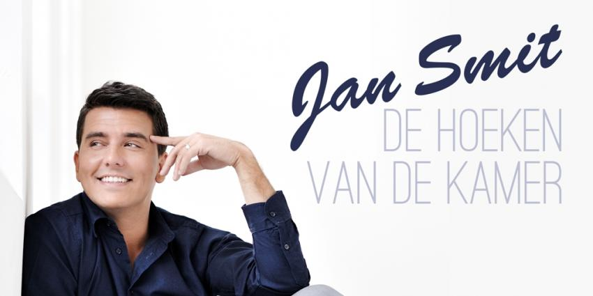 Jan Smit neemt je mee naar 'De hoeken van de kamer'