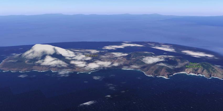 Regering grijpt in op Sint Eustatius