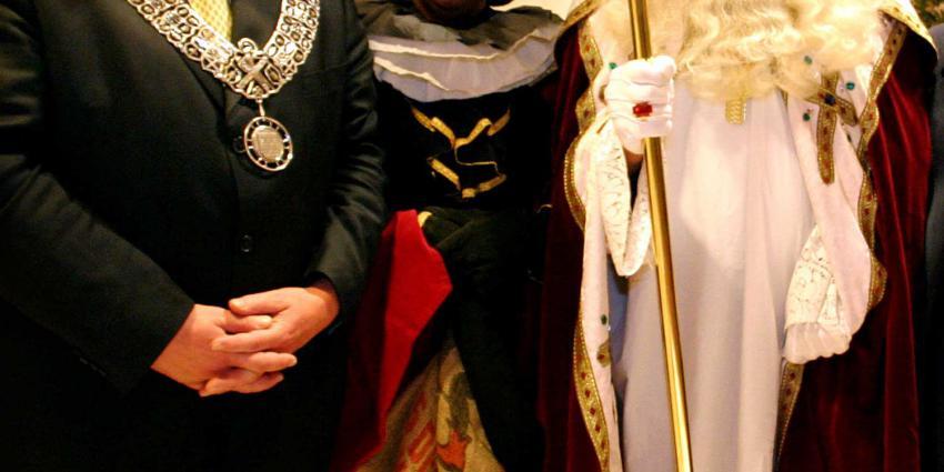 Bedreigde burgemeester niet op Grote Markt bij ontvangst Sinterklaas