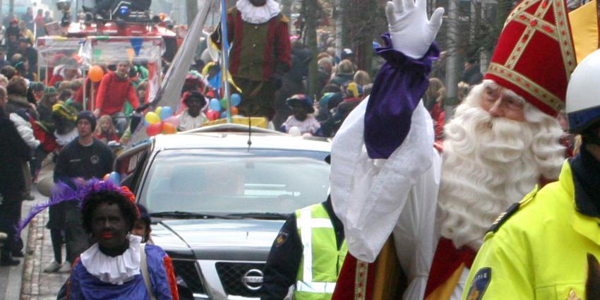 Gebiedsverbod en meldingsplicht tijdens intocht Sinterklaas