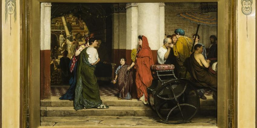 Fries museum koopt topstuk Alma-Tadema