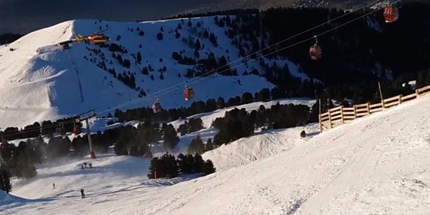 150-tal skiërs opgesloten in vastgelopen gondelbaan Frankrijk