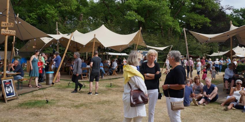 Oranjewoud festival trok veel publiek