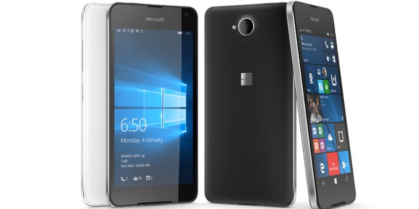 Microsoft Lumia 650 nu beschikbaar in Nederland