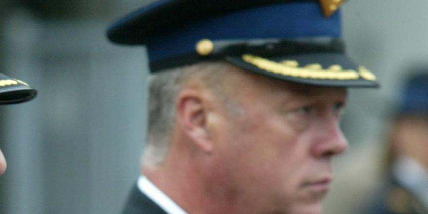 Strafontslag voor hoge politiechef Amsterdam