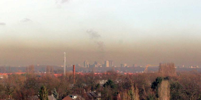 Waarschuwingsdrempel voor smog wordt op 12 januari niet gehaald