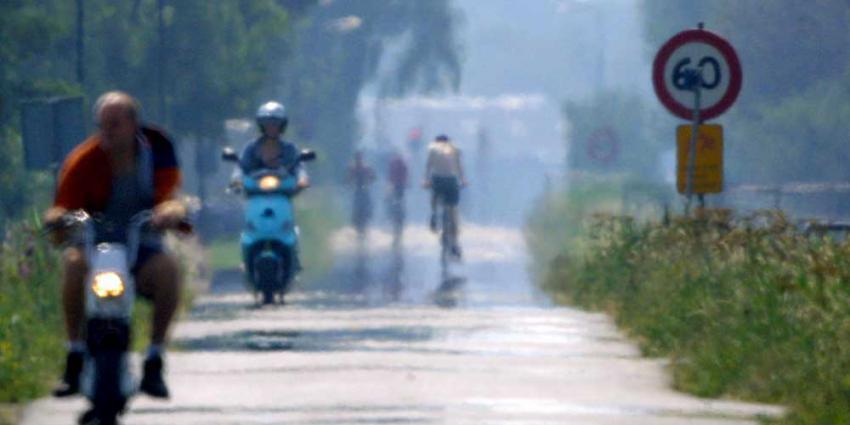 Slechte luchtkwaliteit in hele land door smog