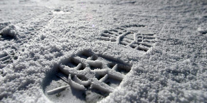 Zak met 54 afgehakte handen in sneeuw gevonden
