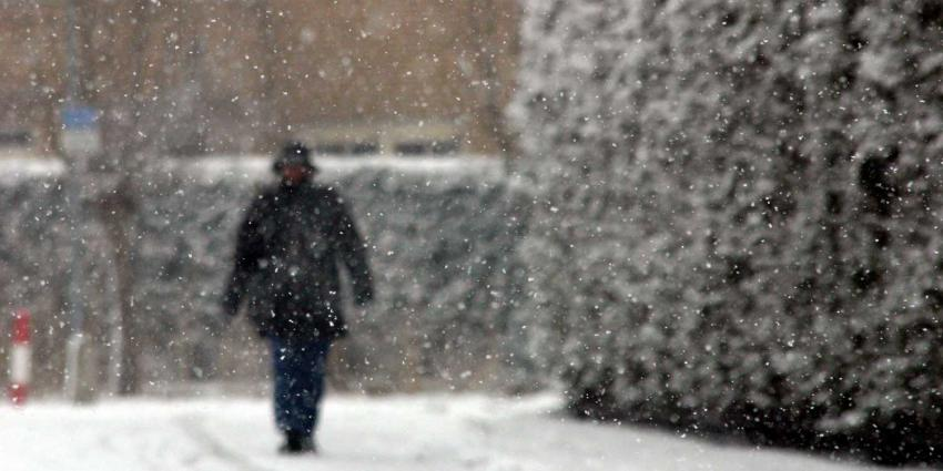sneeuw-wandelen