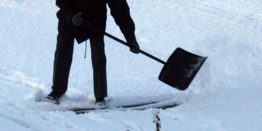 Morgen sneeuw verwacht in Limburgse heuvels