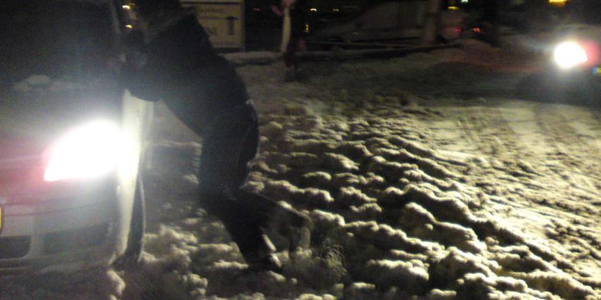 Zeer zware sneeuwval Italiaanse Alpen en Zuid-Zwitserland