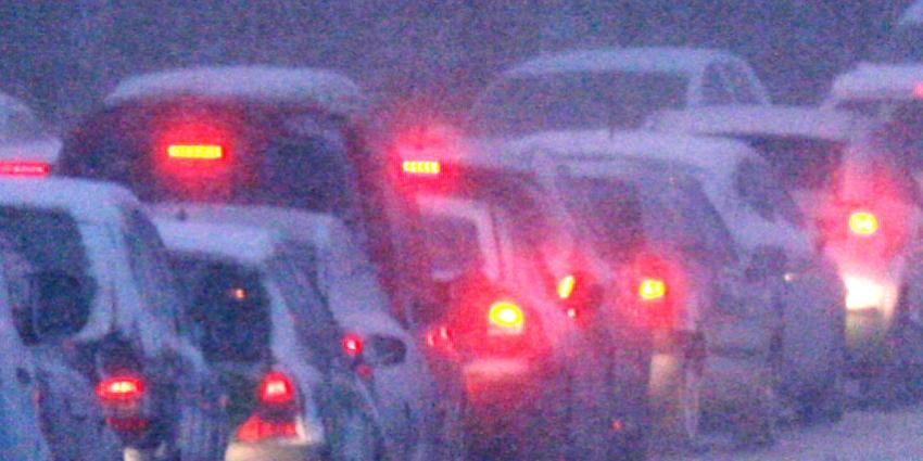 ANWB waarschuwt wintersportverkeer voor zware omstandigheden