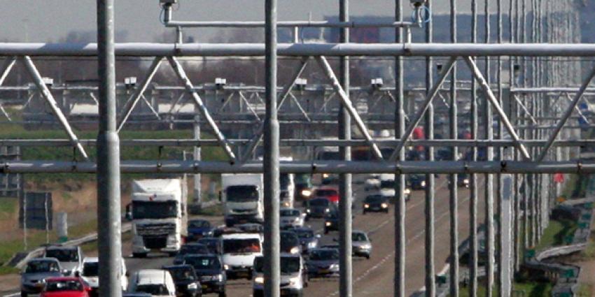 Aantal verkeersovertredingen in 2015 iets gedaald