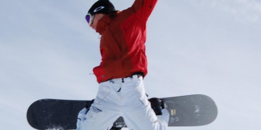 Foto van snowboarder | Sxc