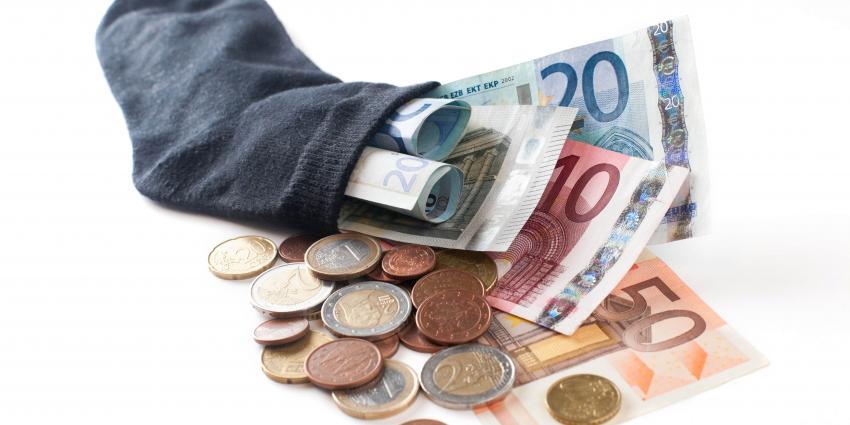 'Sokken van 860 euro verkocht in Alphen aan den Rijn'