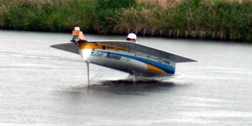 TU Delft Solar Team, World Cup, Solar Boats