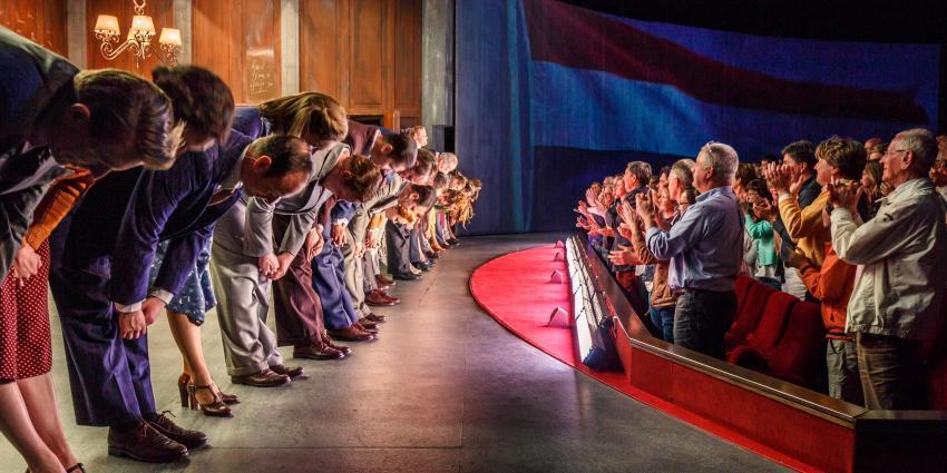Twee miljoenste bezoeker verwacht bij Soldaat van Oranje - De Musical
