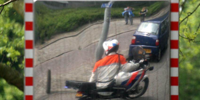 Spoor van vernielingen in Hilversum
