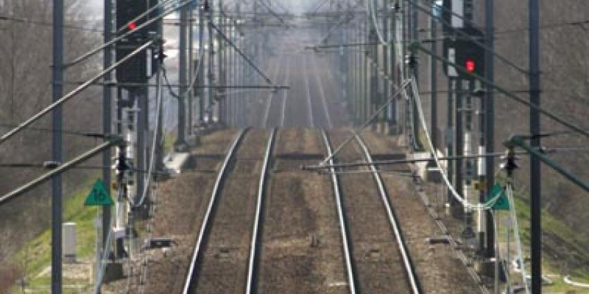 Geen treinen naar Brussel door staking