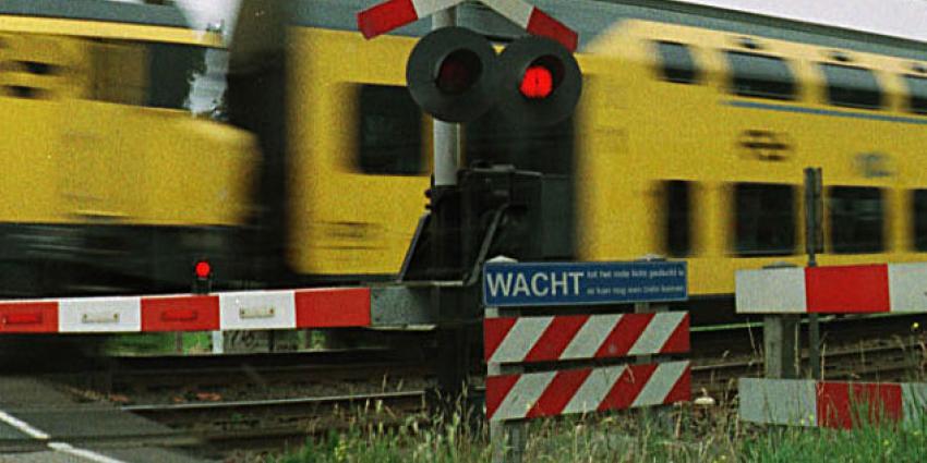 Dode bij botsing tussen bierfiets en trein