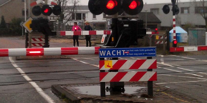 Man overleden na spoorwegongeval in Den Dolder