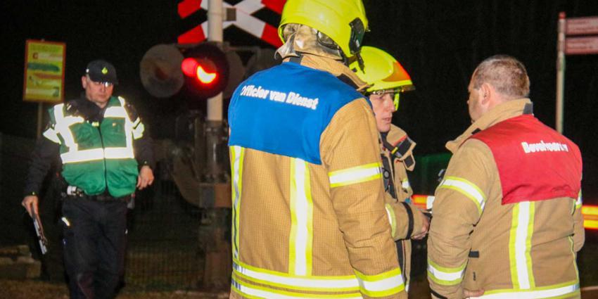 spoorwegovergang-brandweer