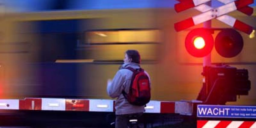 Trein geëvacueerd in Bleiswijk vanwege rook