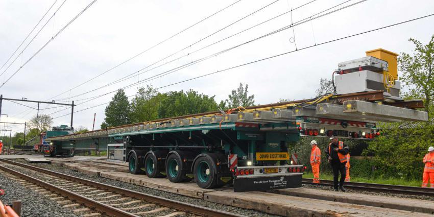 spoorwissel-vrachtwagen