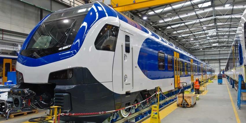 Nieuwe NS-dienstregeling met nieuwe Sprinters soepel van start