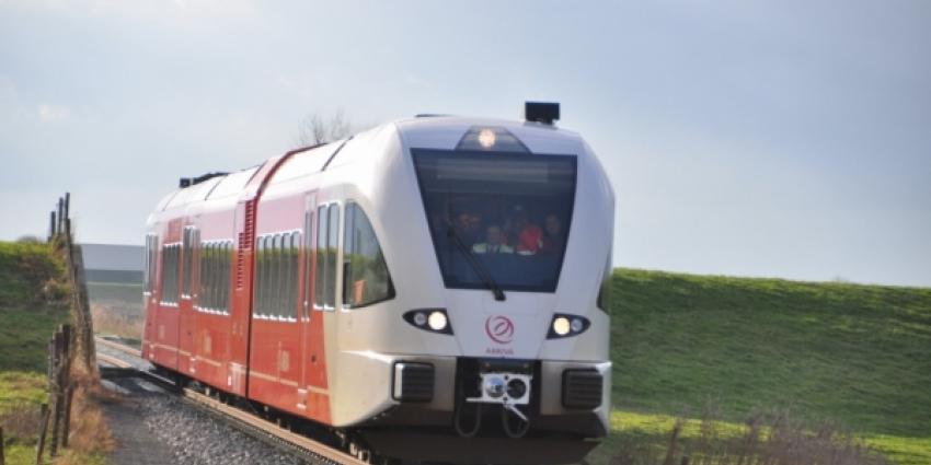 Dinsdagmorgen geen treinverkeer van Arriva