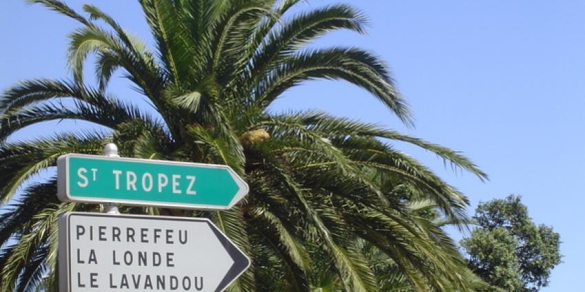 Nederlandse toeristen verongelukt aan de Cote d' Azur