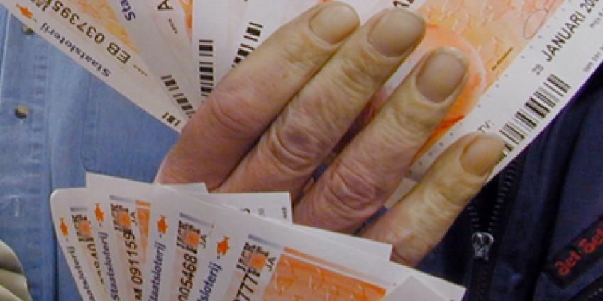 Populairste eindcijfer oudejaarstrekking valt minst in de prijzen