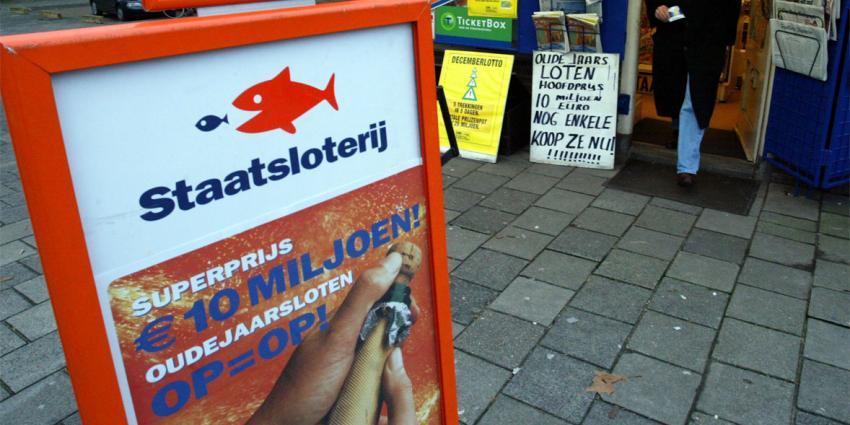 Record Jackpot Staatsloterij verkocht in provincie Utrecht
