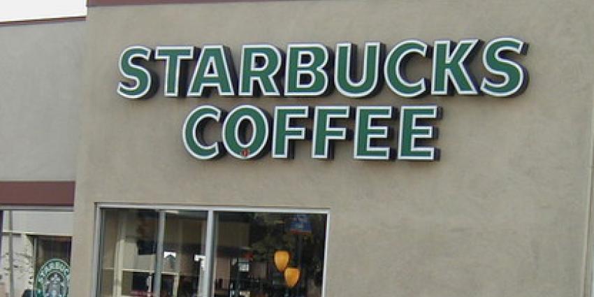'Verboden staatssteun aan Starbucks door Nederland'