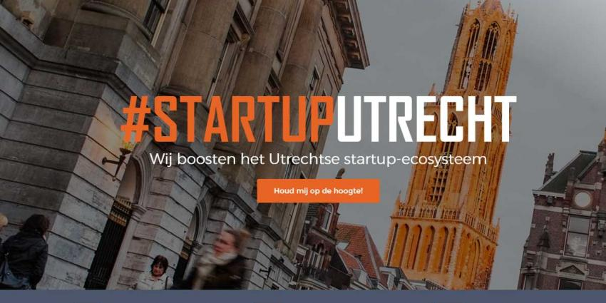 Digitaal platform StartupUtrecht door Neelie Kroes geopend
