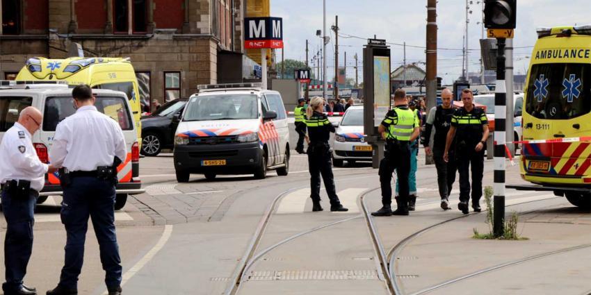 Amsterdam houdt rekening met terroristisch motief