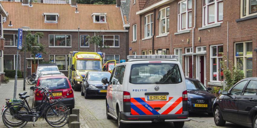 Gewonde bij steekpartij Schiedam