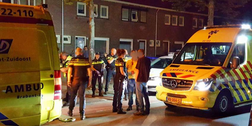Drie mannen gewond na steekpartij in Eindhoven. Vijf aanhoudingen