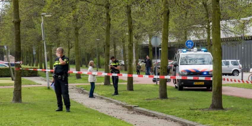 Gewonde bij steekpartij Hoogvliet