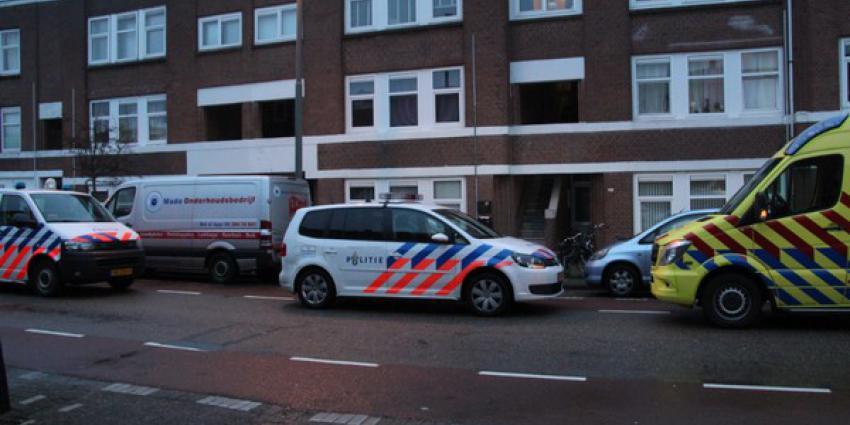 Vrouw gewond bij steekpartij in Schiedam