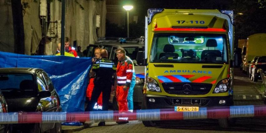 Man in Schiedam overleden na steekincident