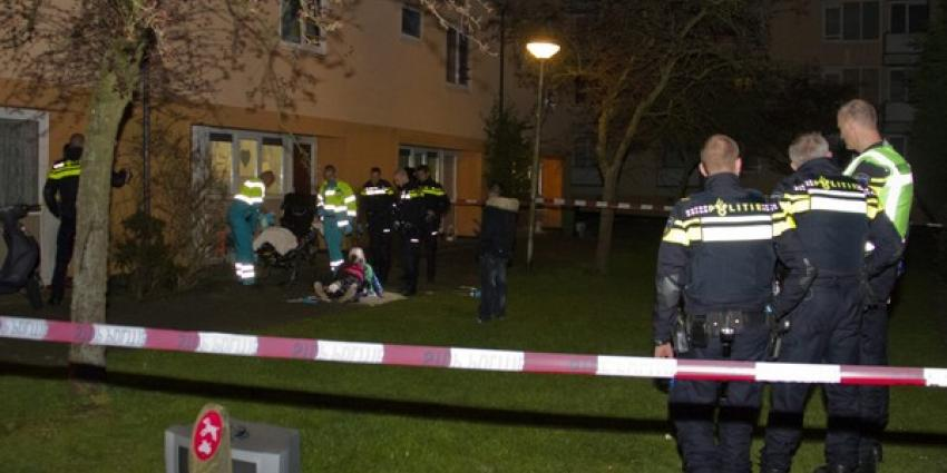 Man gewond bij steekpartij in Vlaardingen