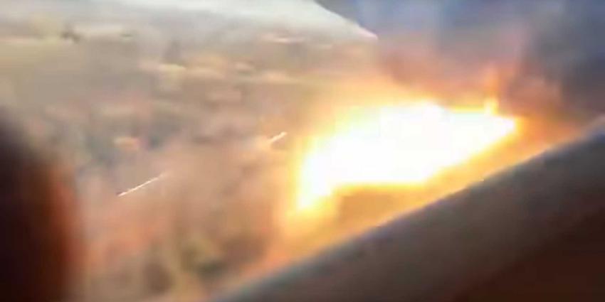 Crash Aviodrome vliegtuig door passagier gefilmd: 'This is getting very bad'