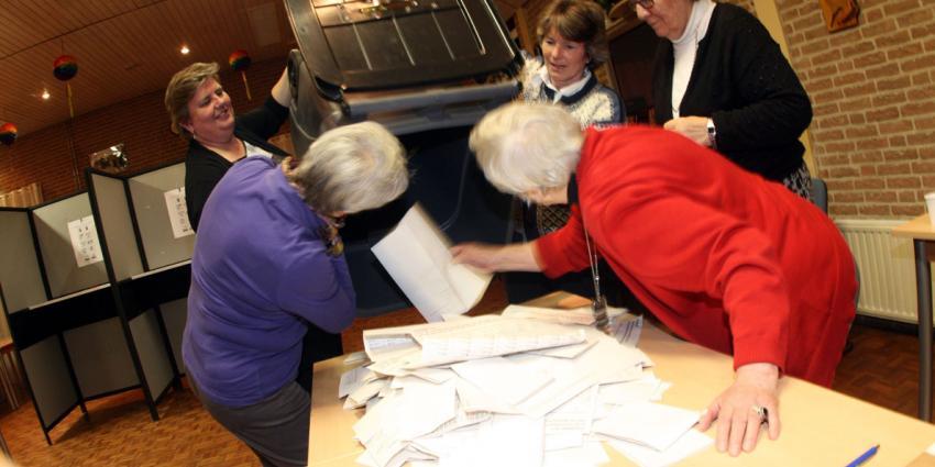Bijna een kwart stemgerechtigden 65 jaar of ouder